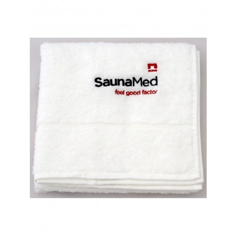SaunaMed Infrared Saunas 100% Luxury Egyptian Cotton Super Absorbent Hand Towel