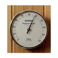Harvia Glass Encased Hygrometer